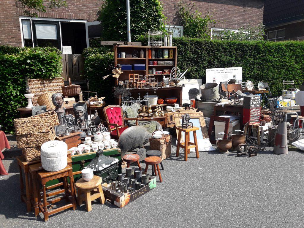 Brocante markt Oosterbeek